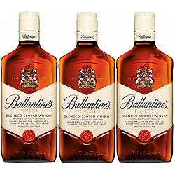 Ballantine's Finest Pack of 3